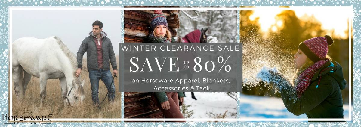 Shop Horseware Clearance Sales