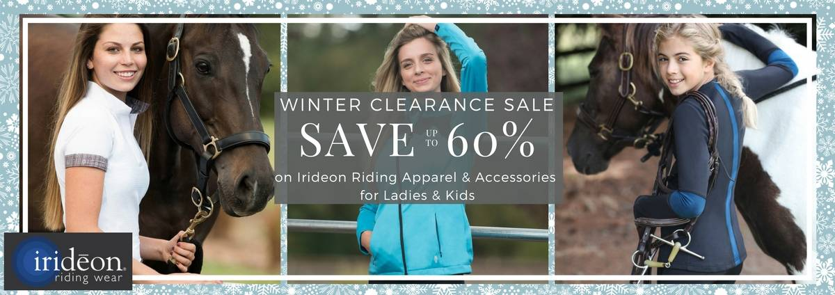 Shop Irideon Winter Clearance Sales