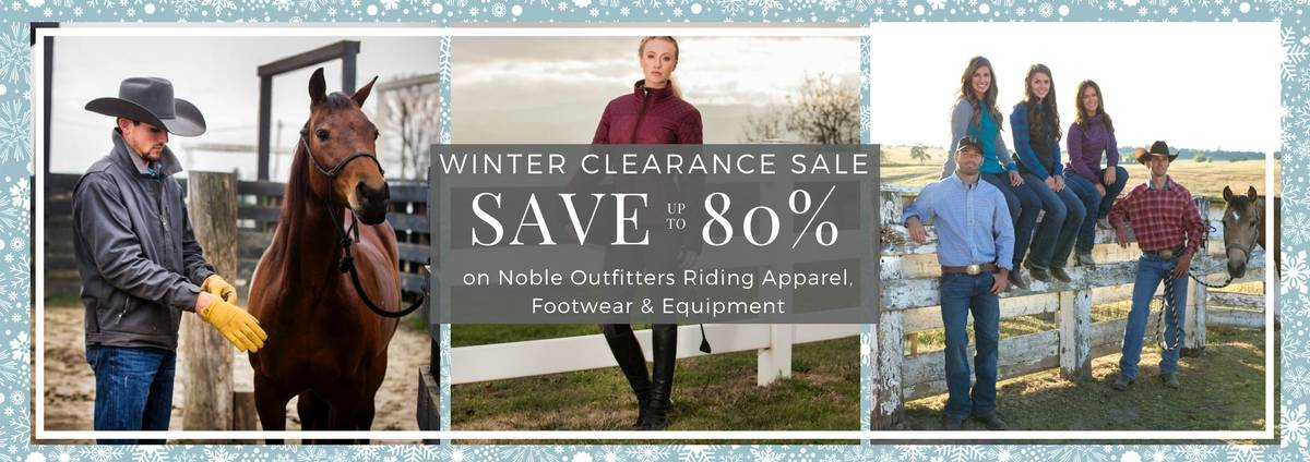 Shop Noble Outfitters Winter Clearance Sales
