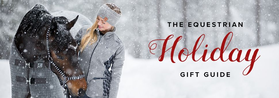 The Holiday Equestrian Gift Guide