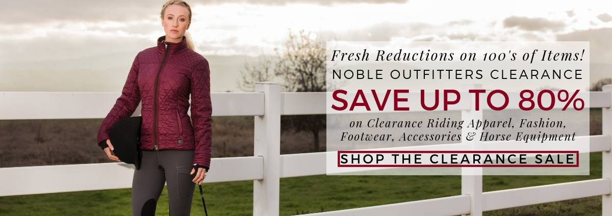 Noble Outfitters Clearance Sale