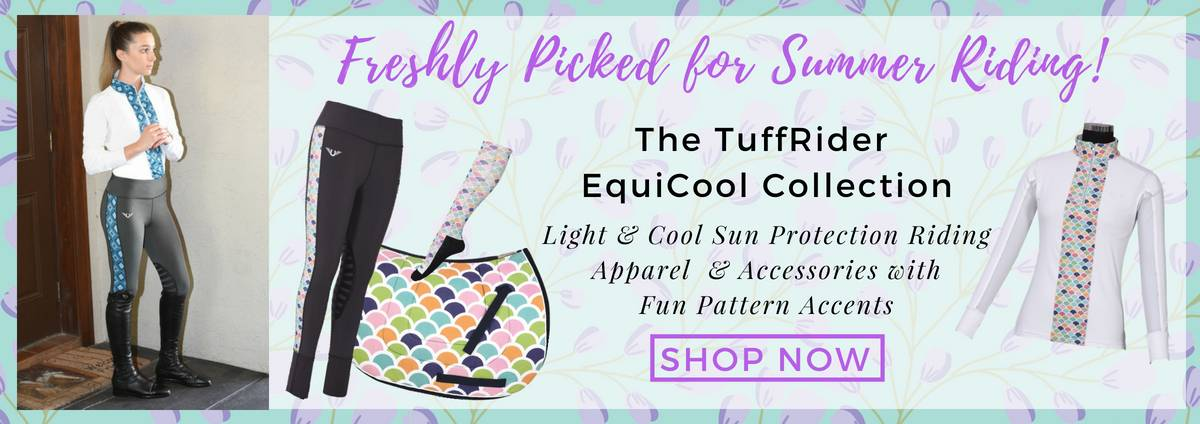 Shop TuffRider EquiCool Collection