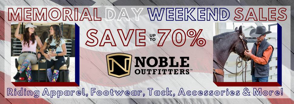 Shop the Noble Clearance Sale