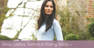 Ladies Technical Shirts