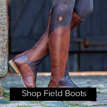 Ladies Field Boots