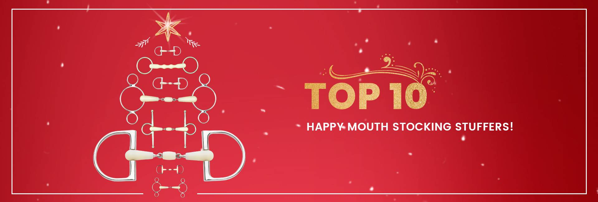 Top 10 Happy Mouth Bits for the Holidays