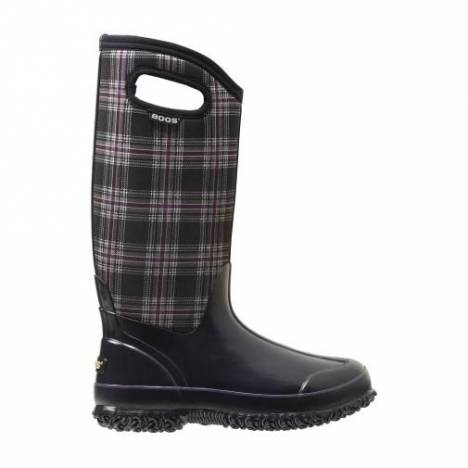 Bogs Classic Winter Tall Boots - Ladies, Plaid