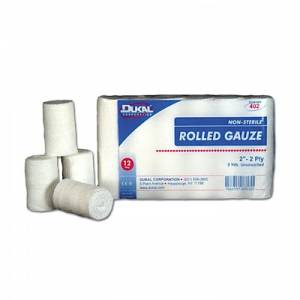 Dukal Rolled Non Sterile Gauze