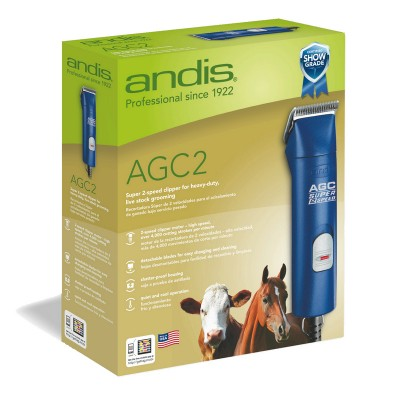 Andis AGC Super 2 Speed Horse Clipper