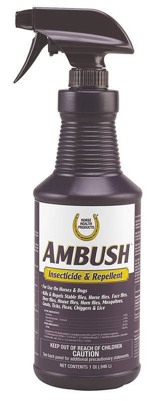 Ambush Repellent RTU Spray