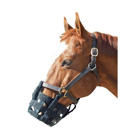 Best Friend Equine Grazing Muzzle