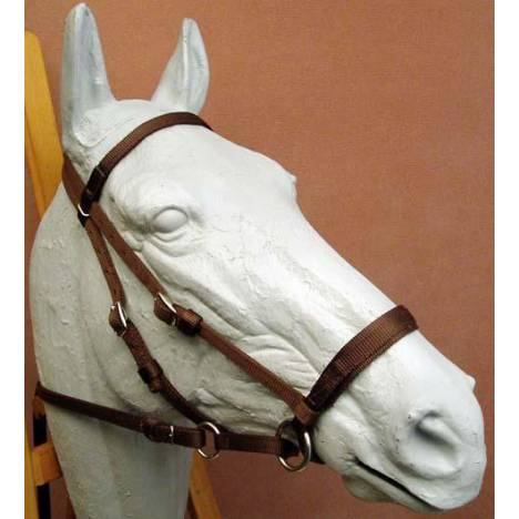 Dr. Robert Cook Bitless Bridle Nylon Headstall
