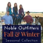 Noble Outfitters Seasonal Collection