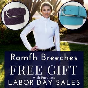 Free Gift with Romfh Breech Purchase