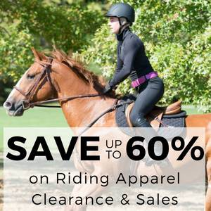 Clearance Riding Apparel