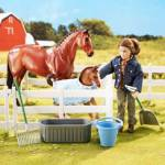 Equestrian Toys & Games