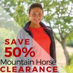 Mountain Horse Seasonal Sale