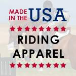 Riding Apparel Made in the USA