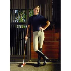Devon-Aire Ladies All-Pro Dev-Tek Ribbed Hipster Breeches