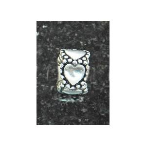 Joppa Heart Band Bead