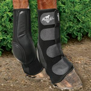 Professionals Choice VenTECH Slide-Tec Short Skid Boots