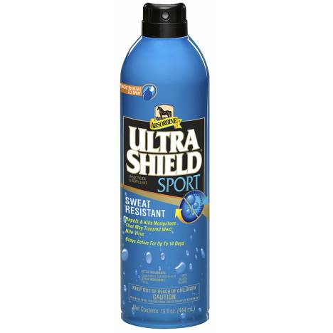 Absorbine UltraShield Sport Continuous Spray
