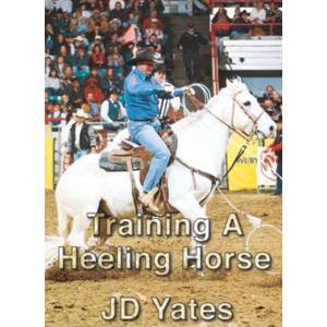 EquiMedia JD Yates: Training the Heel Horse DVD