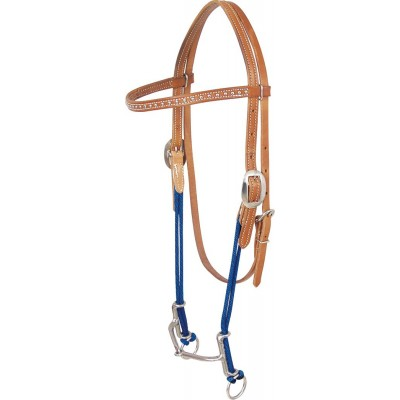 Classic Equine Loomis Browband Gag Bit