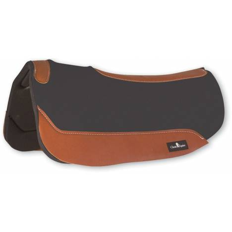 Classic Equine ContourPedic Barrel Saddle Pad