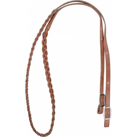 Marin Saddlery 5/8'' 3 Plait Barrel Reins