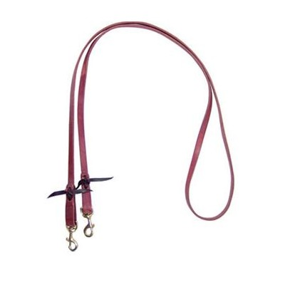 Martin Saddlery Harness Leather Roping Reins