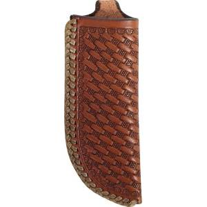 Martin Saddlery Basket Weave Knife Scabbard