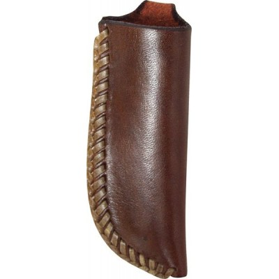 Martin Saddlery Knife Scabbard with Rawhide Lacing