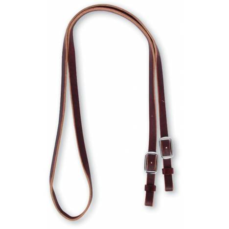 Martin Saddlery Latigo Leather Barrel Reins