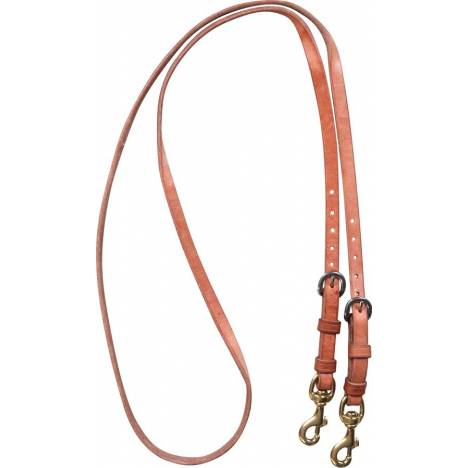 Martin Saddlery Double Buckle Roping Rein