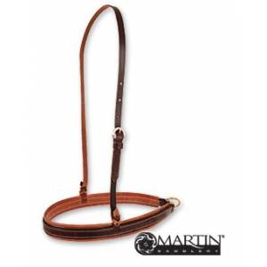 Martin Lined Harness Leather Noseband