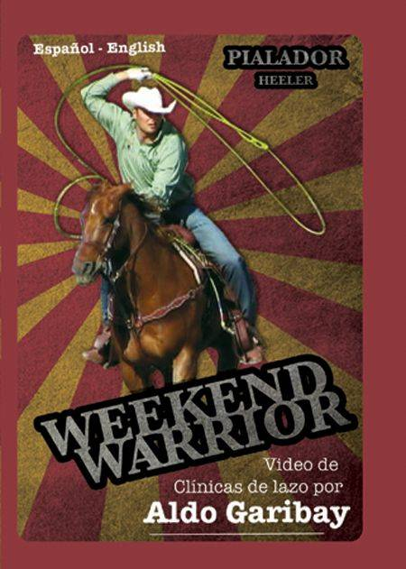 Aldo Garibay Weekend Warrior Heeling DVD