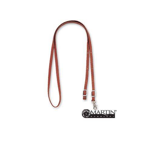 "Martin Saddlery 5/8"" Roping Reins"