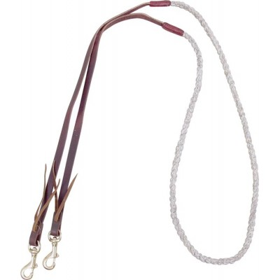 Martin Saddlery 3 Strand Roping Reins