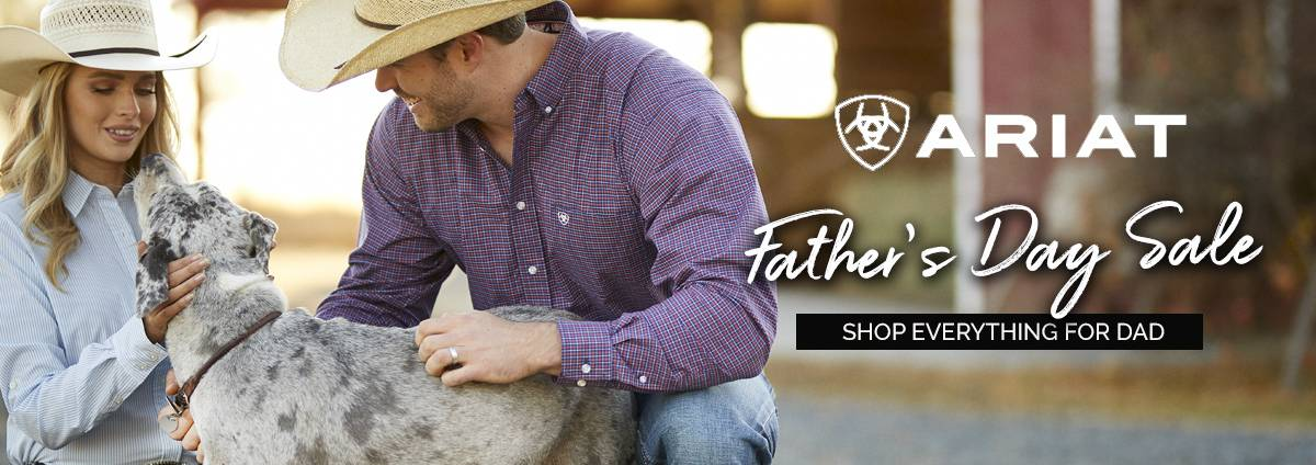 Ariat Father's Day Savings