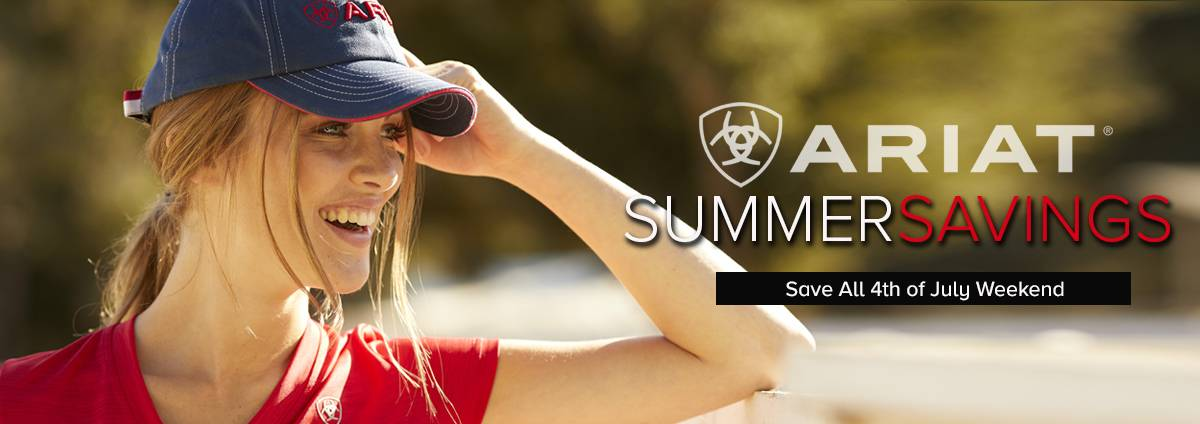 Ariat Summertime Clearance