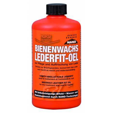 Pharmaka Bienewachs Lederfit Oil-500ml