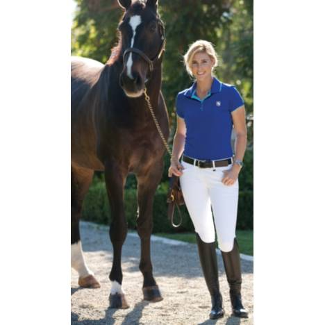 Romfh Ladies Lexington Euro Seat Knee Patch Breeches