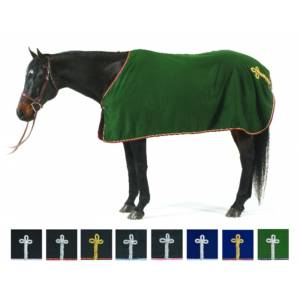 Centaur Wool  Horse Cooler with Inside Surcingle