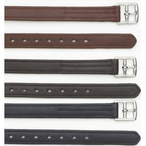 Ovation Premium TriCovered Stirrup Leathers
