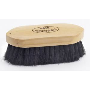 Equi-Essentials Wood Backed Horsehair Dandy Brush