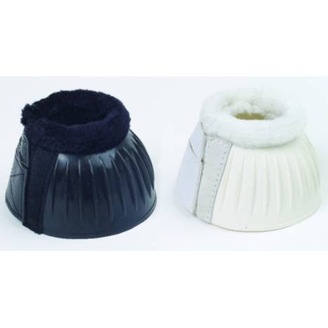 Equi-Essentials Heavy Duty Fleece Protection Bell Boots