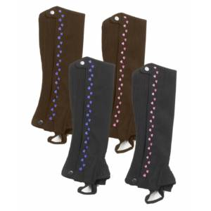 Ovation Kids Hearts Half Chaps
