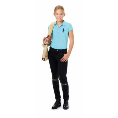 EquiStar Kids XT Knee Patch Jodhpurs