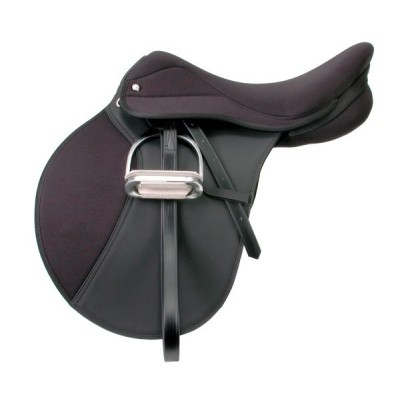 EquiRoyal Pro Am All Purpose Saddle Wide Tree